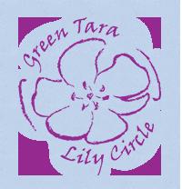 Green Tara | Lily Circle